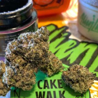 Cake Walk Cookies (pack of 5)