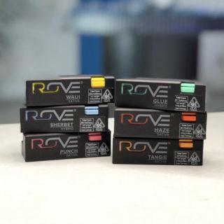 Rove Oil Carts