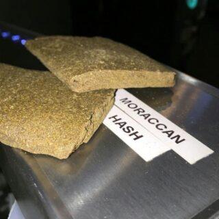 Moraccan Hash